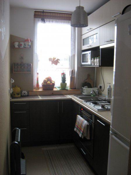 aranżacja kuchni w bloku z oknem  Szukaj w Google   -> Ile Kosztuje Kuchnia W Bloku