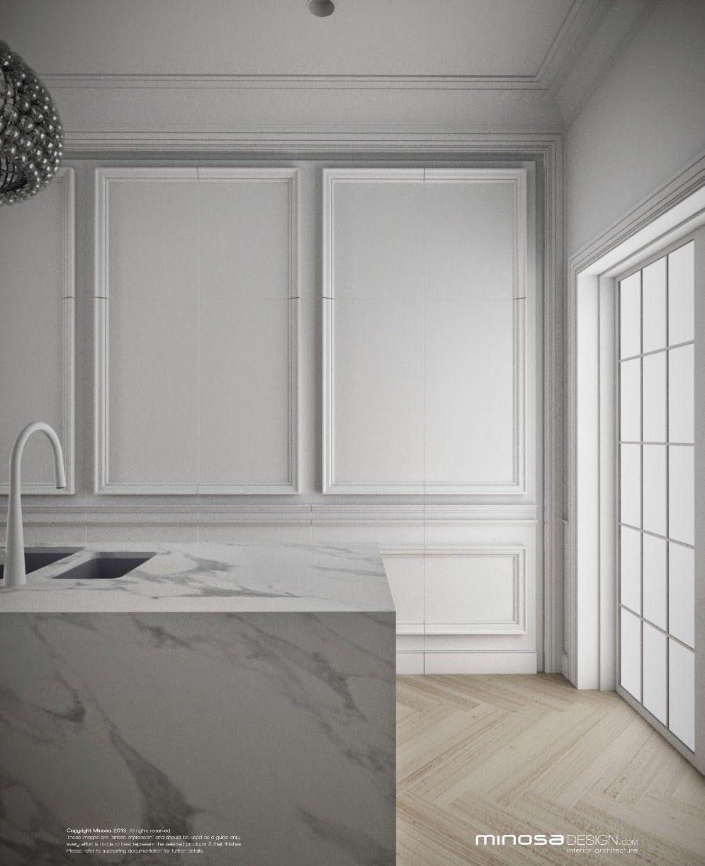 Minosa Design Classic Modern Kitchen Bathrooms by Minosa