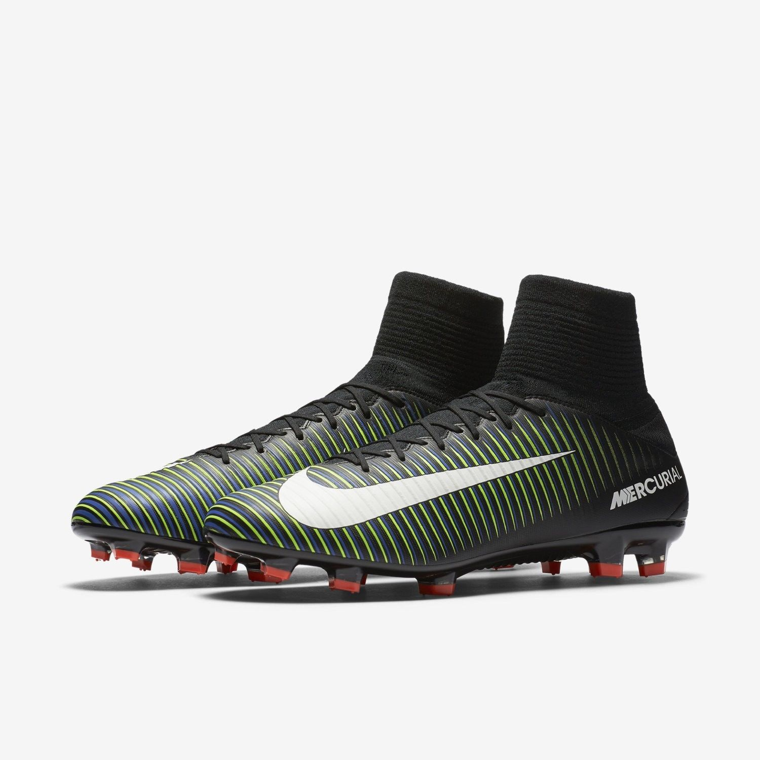 Trendy Shoes Men Nike Mercurial Veloce Iii DF FG Green Canada popular shoes