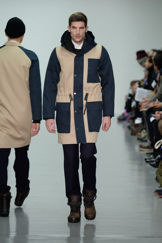 Christopher Raeburn Menswear Fall 2014