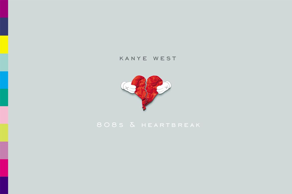 Rolling Stone Names Kanye West S 808s Heartbreak Most Groundbreaking Album 808s Heartbreak Heartbreak Hip Hop And R B