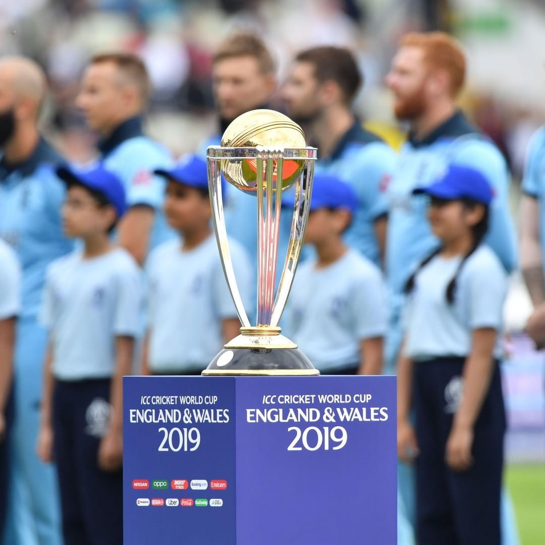Eyes On The Prize Here S What They Re Playing For Cwc19 Cricket Lovecricket Ausveng Cricket World Cup World Cup Trophy World Cup