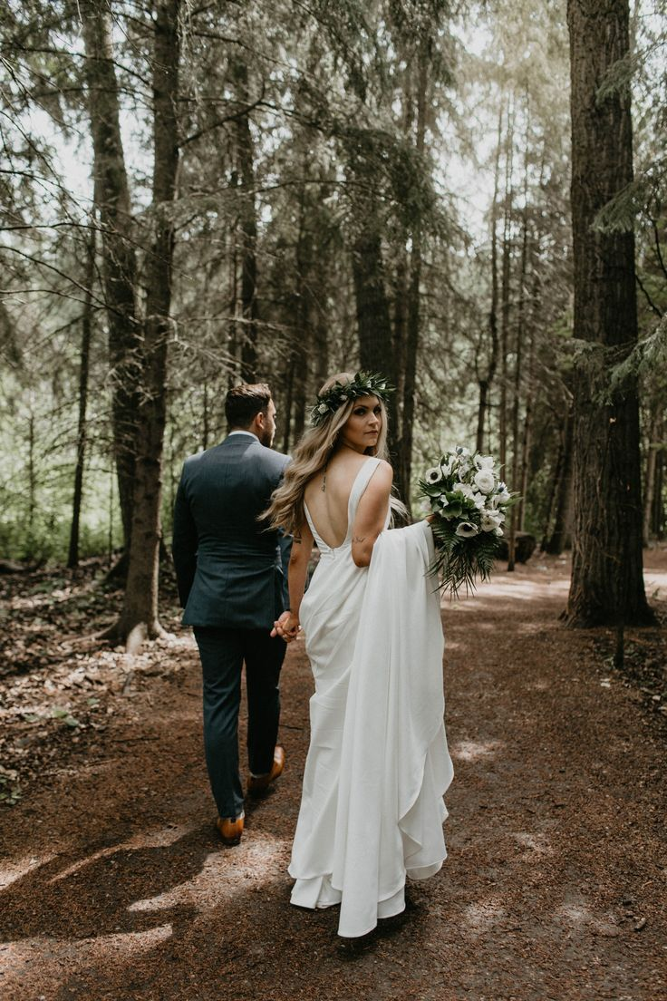 Moody Boho Inspired Alberta Wedding — Michelle Larmand Photography - Edmonton Wedding Photographer