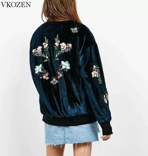Aliexpress.com: Comprar Caliente Acolchada Mujeres Bomber Jacket ...