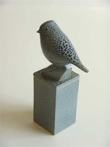 Animals - 3D Forms, Anthony Theakston Ceramics -  ( Bird boxes )
