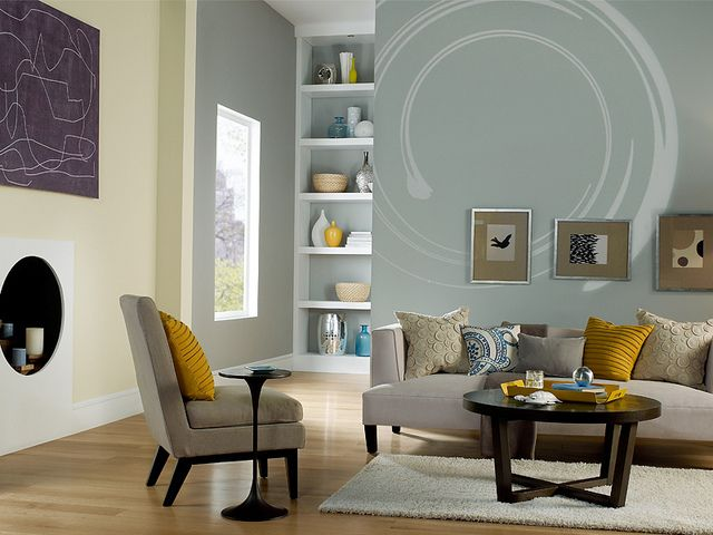 Soft Structure Modern Living Room Paint Living Room Paint Room Colors