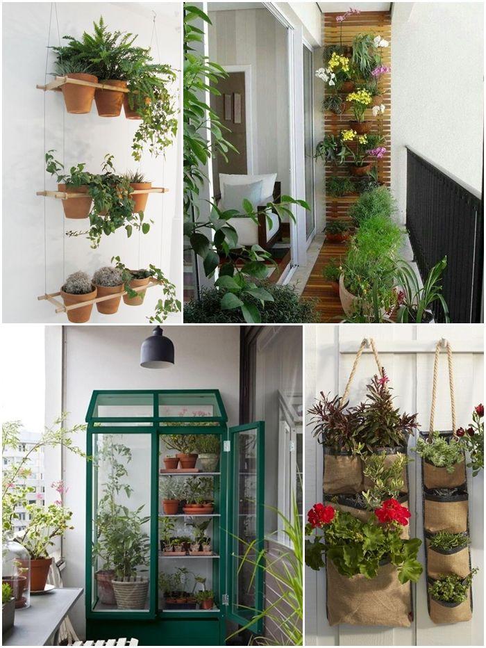 Huerto vertical terraza decoraci n terrazas pinterest - Decoracion de patios y terrazas ...