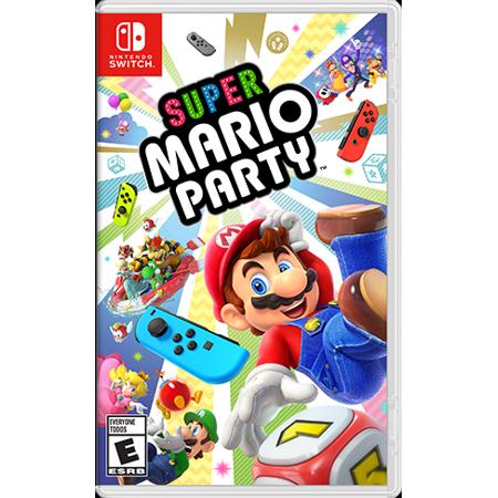 Super Mario Party Nintendo Nintendo Switch Walmart Com Super Mario Party Nintendo Switch Super Mario Mario Party Games