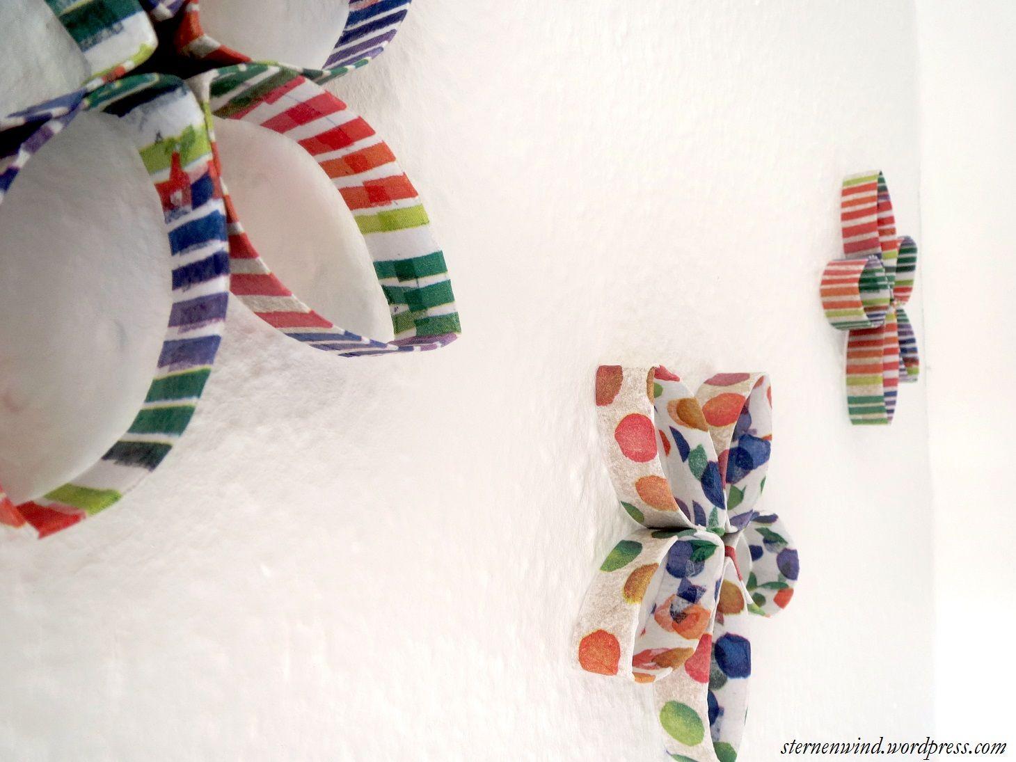 DIY: Küchenwanddeko aus Klopapierrollen   Upcycling