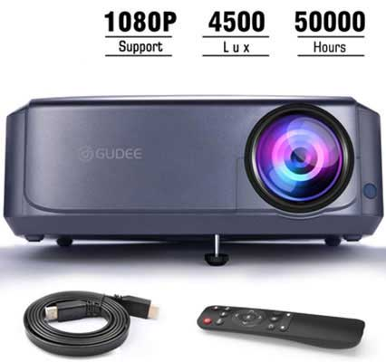 The 10 Best Mini Projectors In 2019 Reviews The Best A Z Best Projector Projector Best Portable Projector