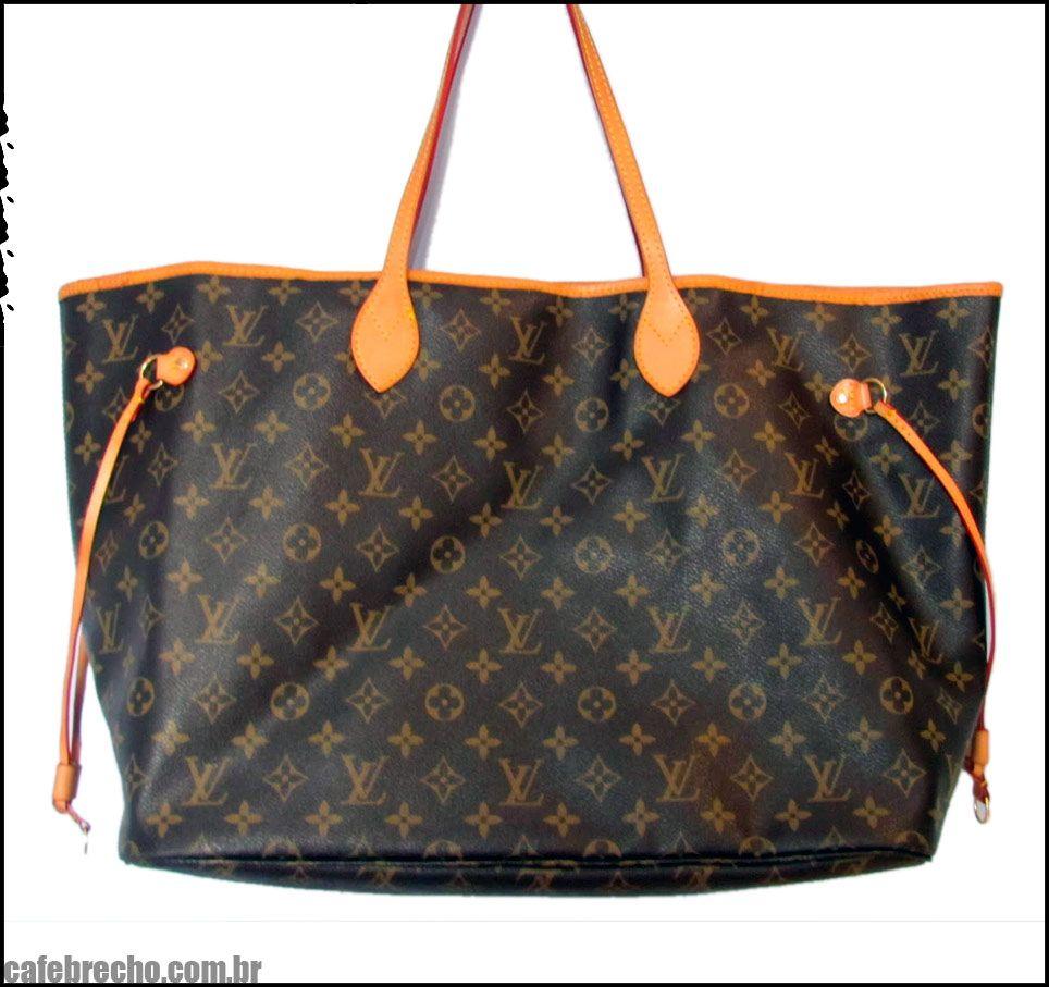 6bfc573a4 Bolsas Louis Vuitton | Bolsa Louis Vuitton Neverfull Original | s ...