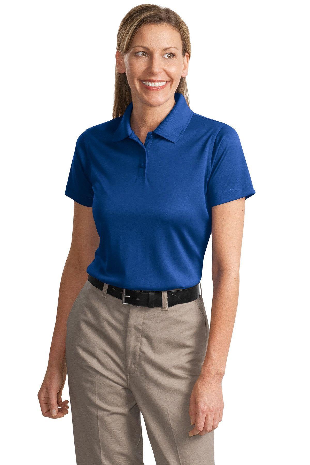 CornerStone - Ladies Select Snag-Proof Polo. CS413 Royal