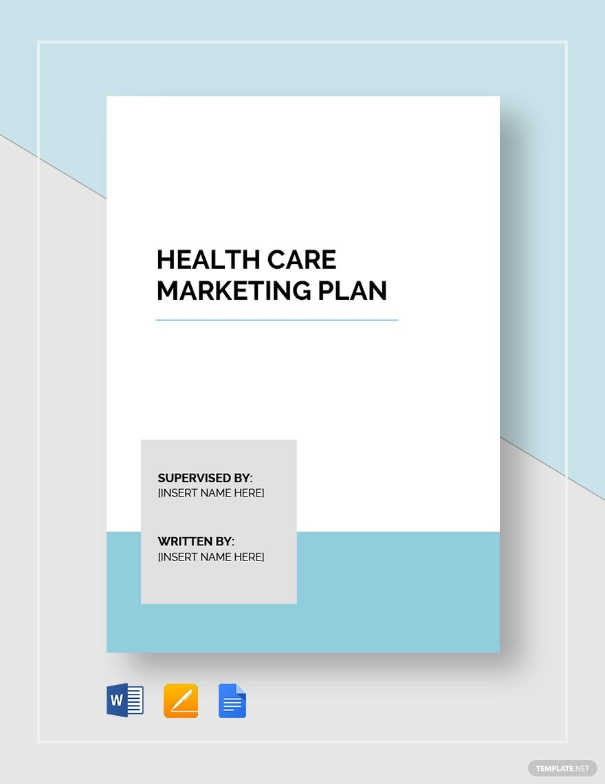 Get Our Image Of Medical Practice Marketing Plan Template For Free Medical Practice Marketing Marketing Plan Template Marketing Plan Example