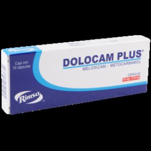 Dolocam Plus Relajante Muscular Tratamiento Médico Farmacia
