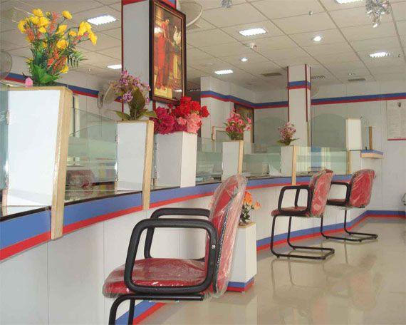 Architects UBI Pothoncode Proposed Interior For Bank By Mathewandsaira Cochin Architect