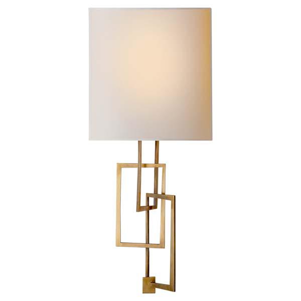 Cooper Sconce S2090 Wall Lights Sconces Visual Comfort Lighting