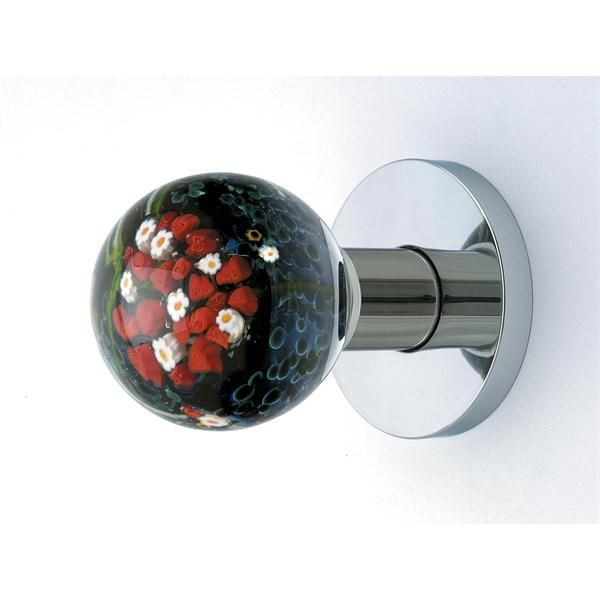 Art Glass Door Knob From Out Of The Blue Design Studio Doorknobs