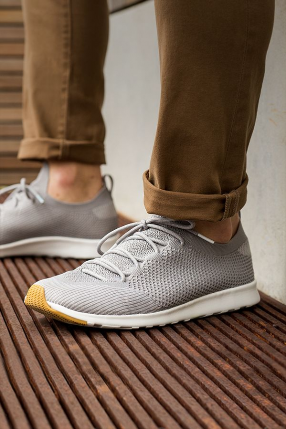 Light men's sneakers made from future fibers. #men'ssneakers #men's #sneakers #outfit