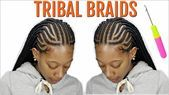 Braided Hair What are Fulani braids?  braided hair For Long Hair braid hair Ponytail #braidedhairstylesWithCurls #hairstylesforwomen #braidhairWeave