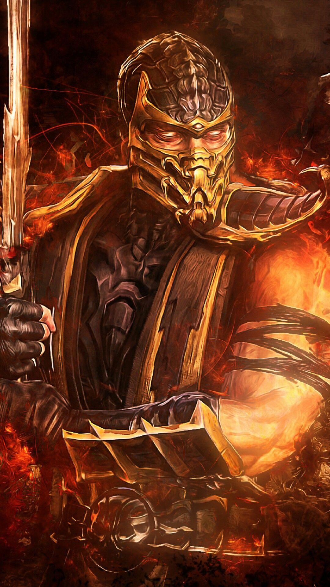 Scorpion Visit Now For 3d Dragon Ball Z Compression Shirts Now O Imagenes De Mortal Kombat Personajes De Mortal Kombat Mortal Kombat X Fondos De Pantalla