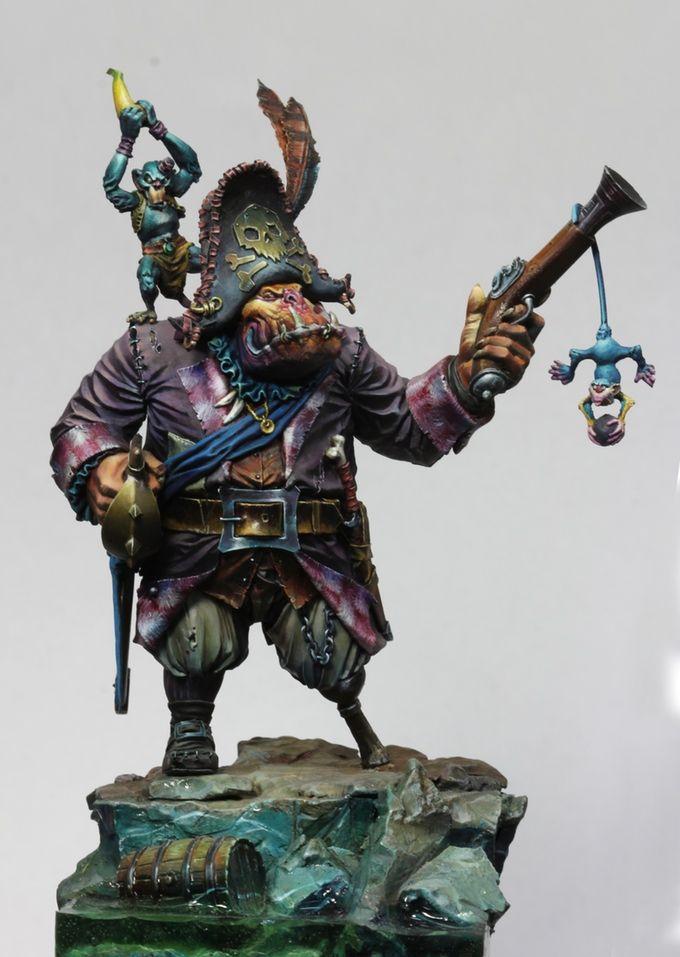 Black Sailors- Pirates, Orcs, Fantasy Miniatures! by ...