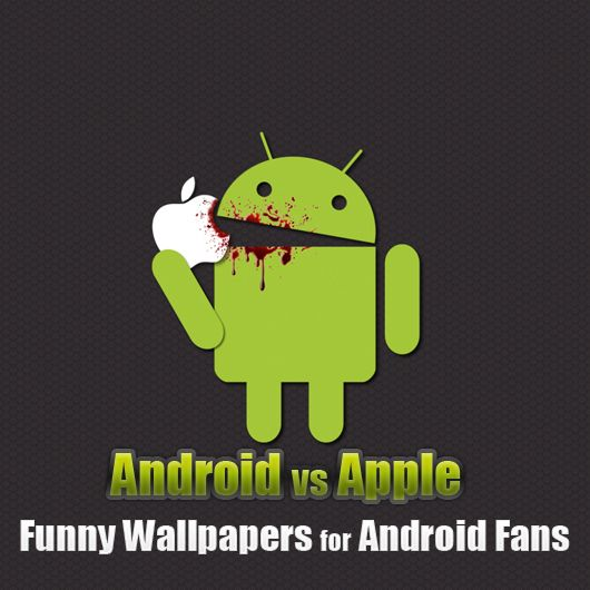 Funny Wallpapers, Android