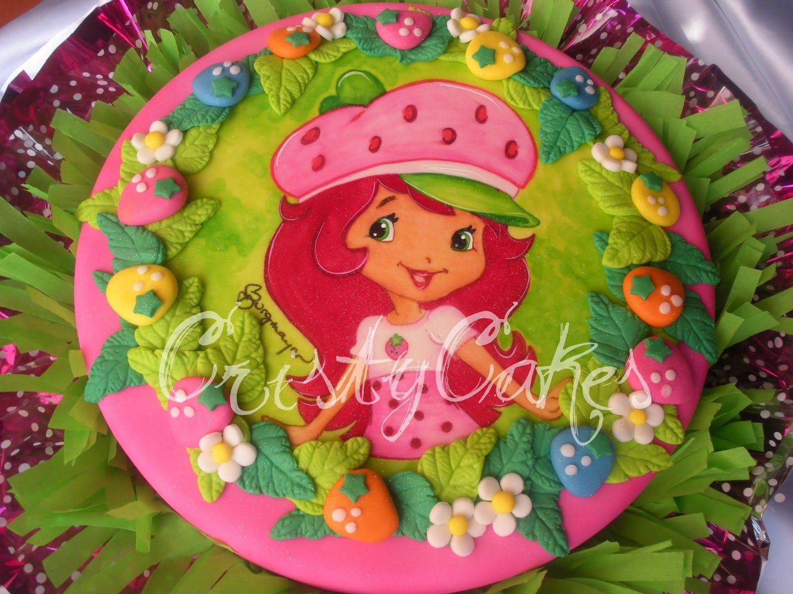 Worksheet. Cristys Cakes Frutillita  sweet cake  Pinterest  Tortas