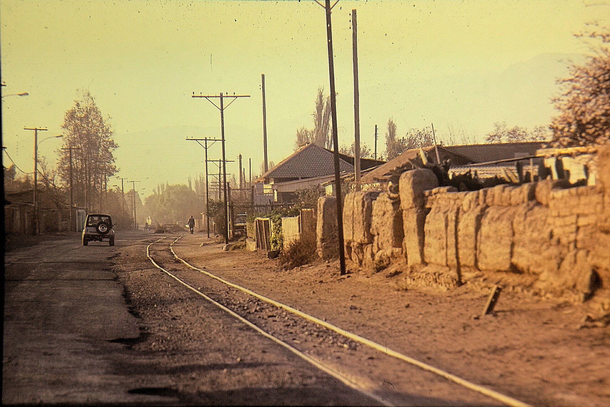 Avenida Los Carrera, 1990.