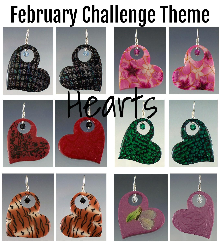February 2017 Challenge Theme