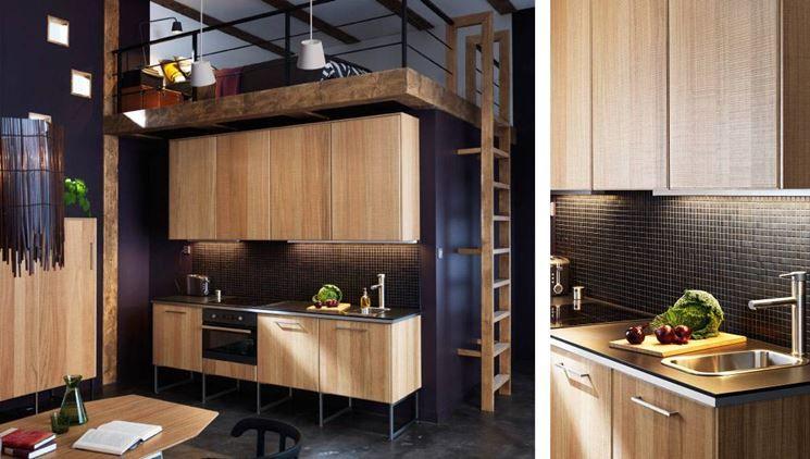 Una mini-cucina Ikea | cucina | Pinterest | Cucina