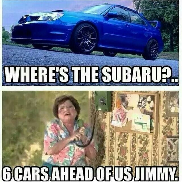 Hahaha | Funny | Subaru wrx, Subaru impreza, Brz car