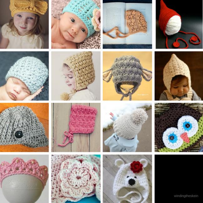 Free Crochet Patterns Baby Hats Crochet Free Patterns Pinterest