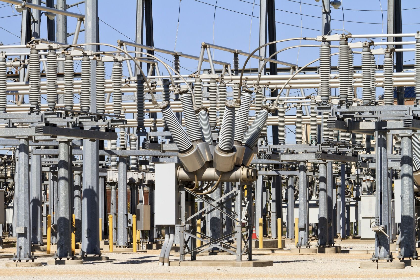 Power Substation Electrical Engineering Pinterest