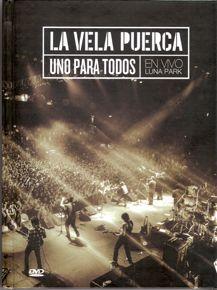 La Vela Puerca - Uno para todos 2 cds + dvd