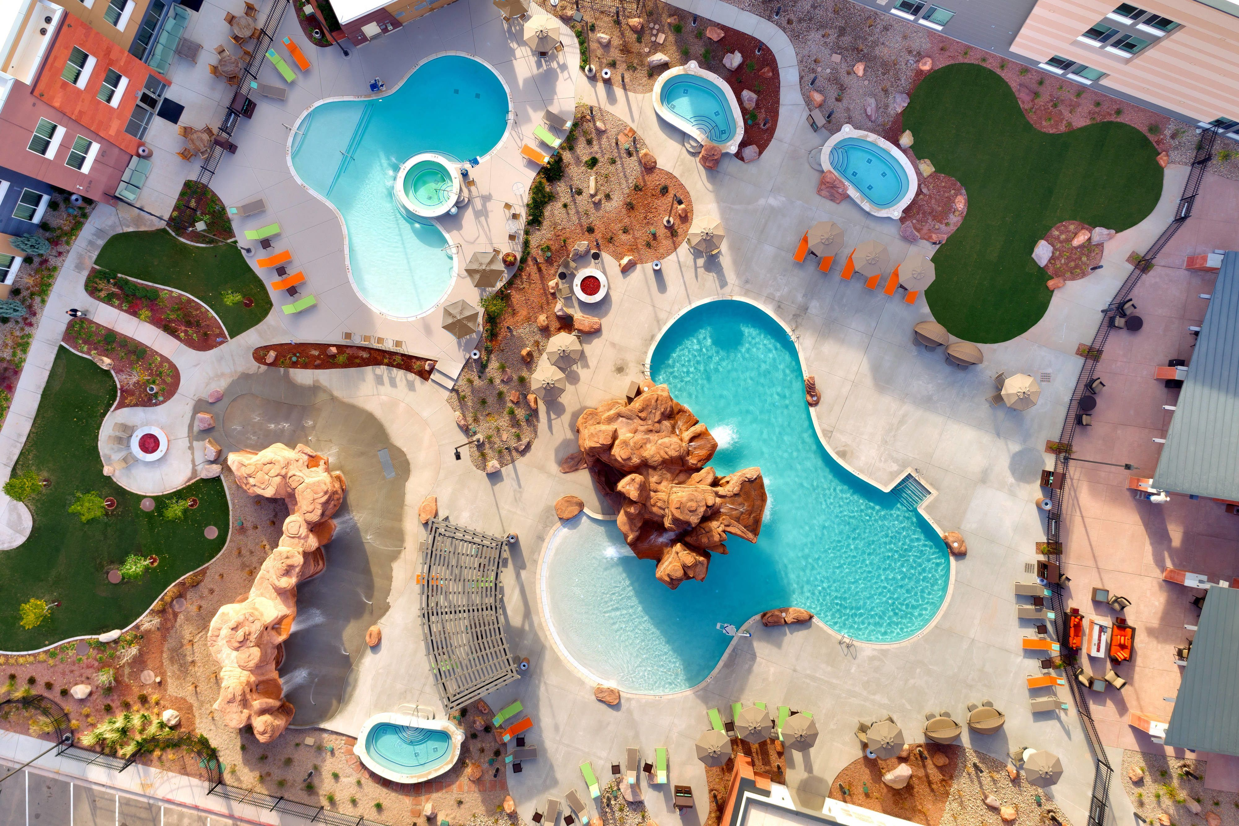Springhill Suites Moab Pool Overview Visiting Holiday Happy Springhill Moab Suites