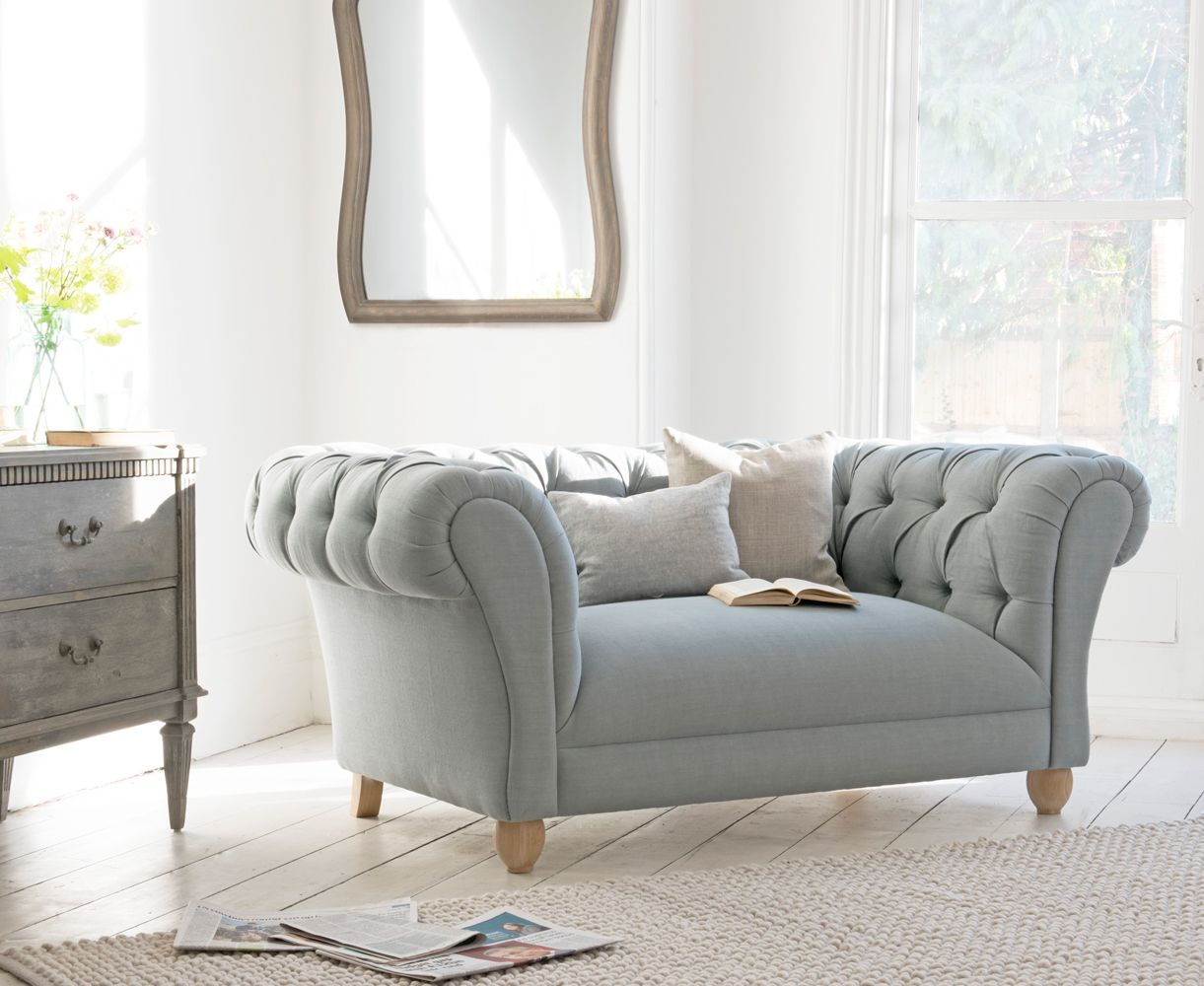 Young Bean Love seat Chesterfield sofa living room
