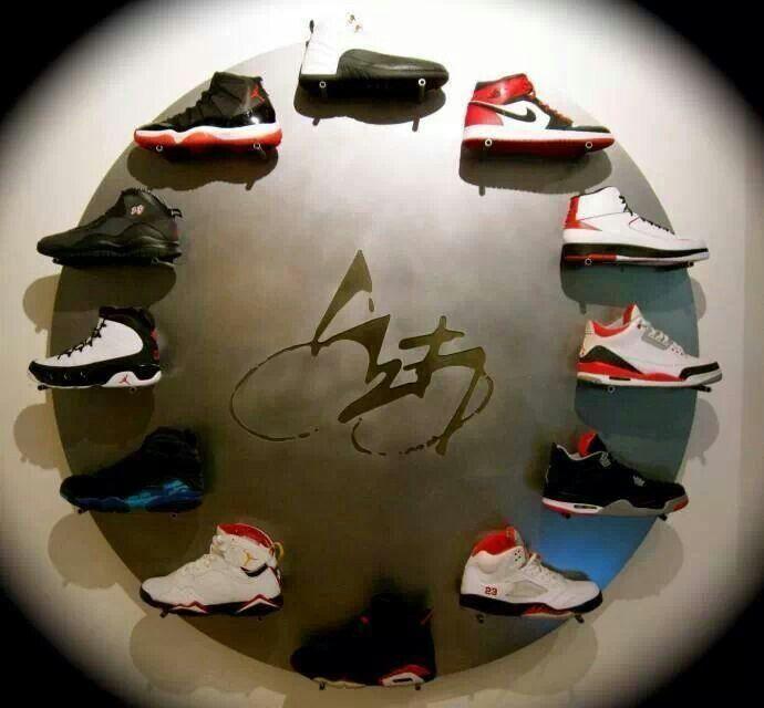 nike chaussures dunk chaussures - Jordan sneaker clock. | Jordans | Pinterest | Jordan Sneakers ...