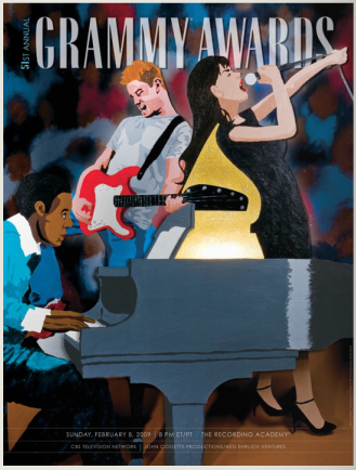 2009 Hansen PROGRAM COVER