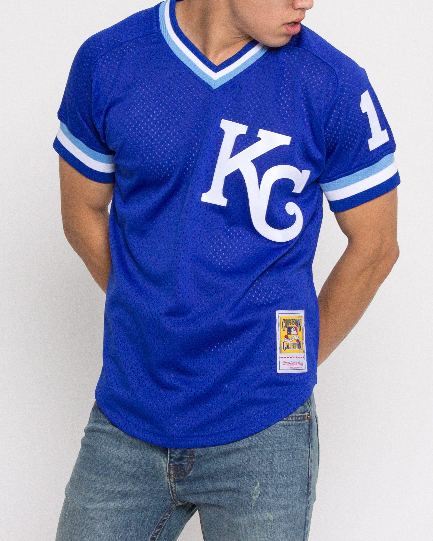 pretty nice 87631 a0fa5 bo jackson batting practice jersey