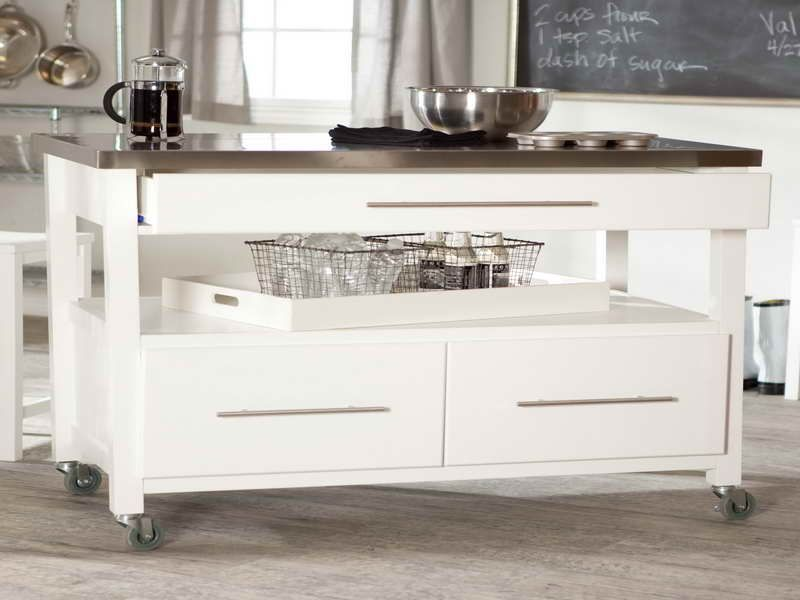 Kitchen Island On Wheels House Ideas Mobile Kitchen