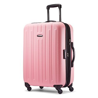 Samsonite Luggage, Ziplite 360 24-in. Hardside Expandable Spinner ...