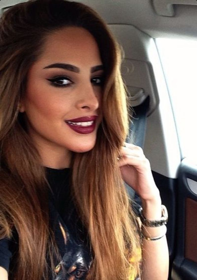 When And How To Wear Dark Lipstick | Projets à essayer | Pinterest ...