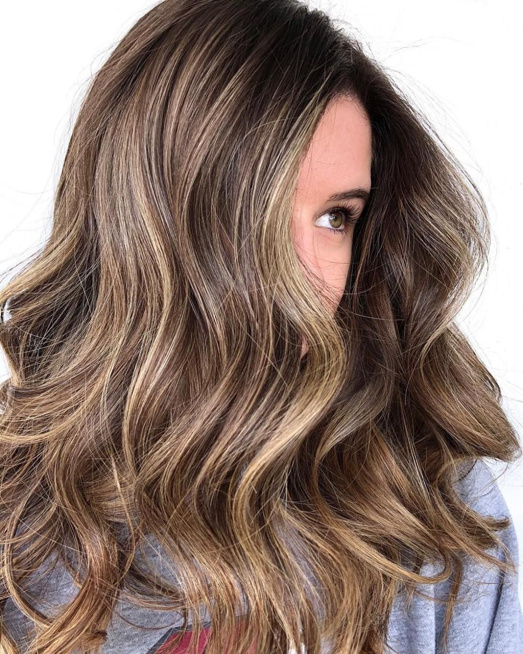 Hair Colors For Warm Skin Tones And Brown Eyes Best Hair Color For Black Natural Hair Check More At Http Fre Hair Styles Dark Brunette Hair Hair Color Dark