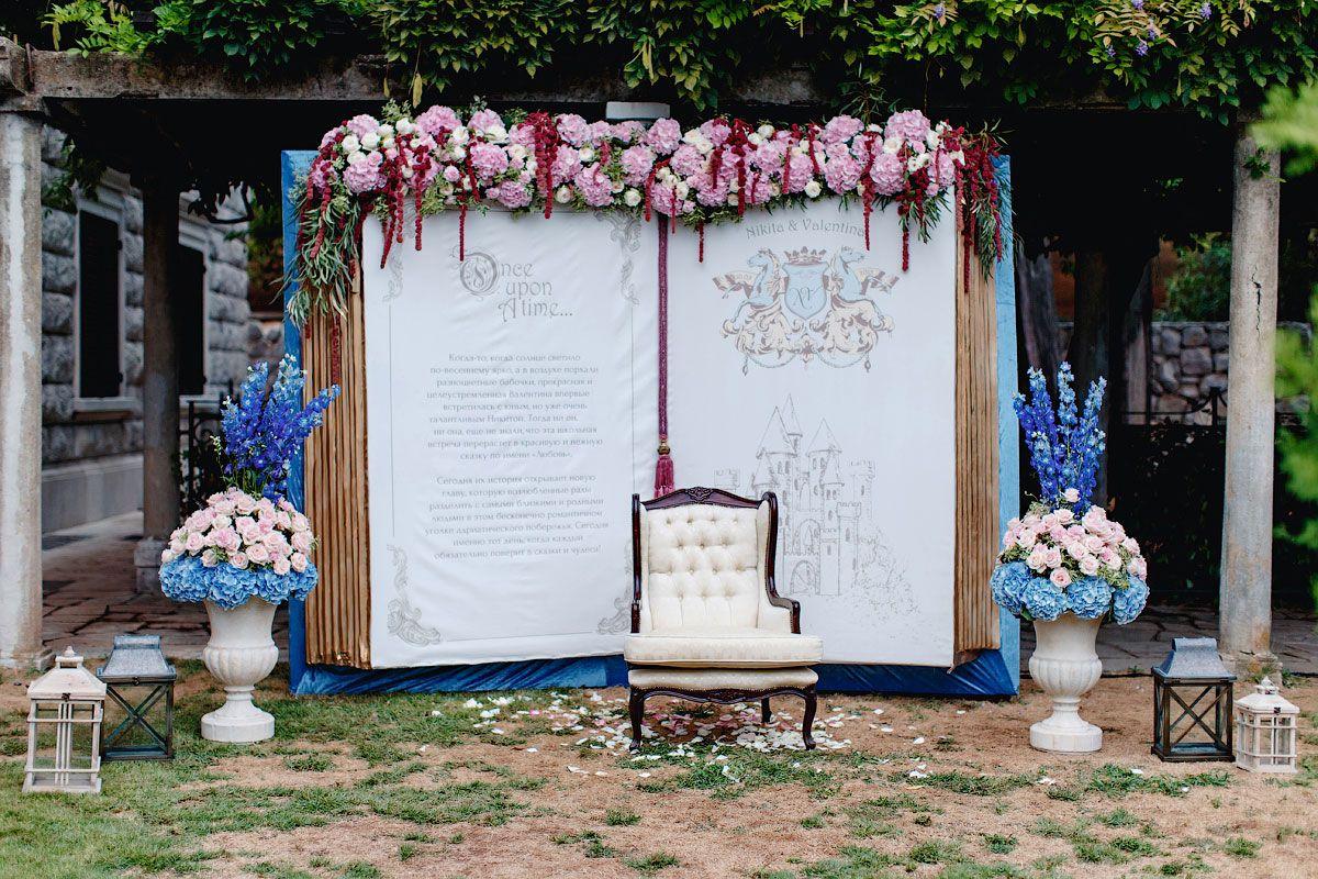 Сделать свадебные украшения для зала своими руками