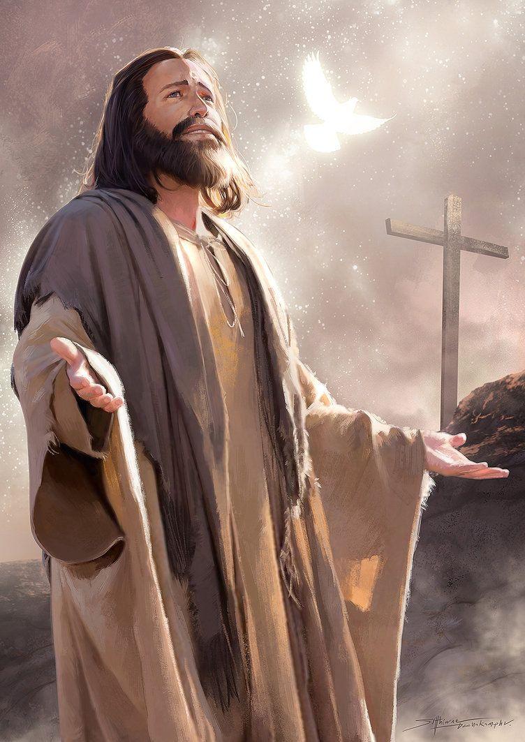 крутые картинки с иисусом