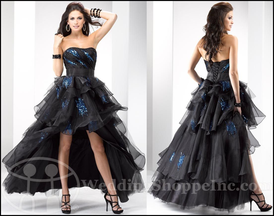 Bottle green prom dress  My Wedding Chat  Blog Archive Punk Rock Prom Dresses  Find