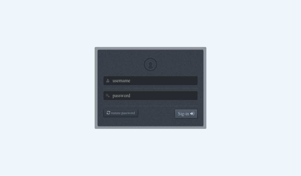 Flipping Login Form, #Code, #CSS, #CSS3, #Flip, #Form, #HTML ...