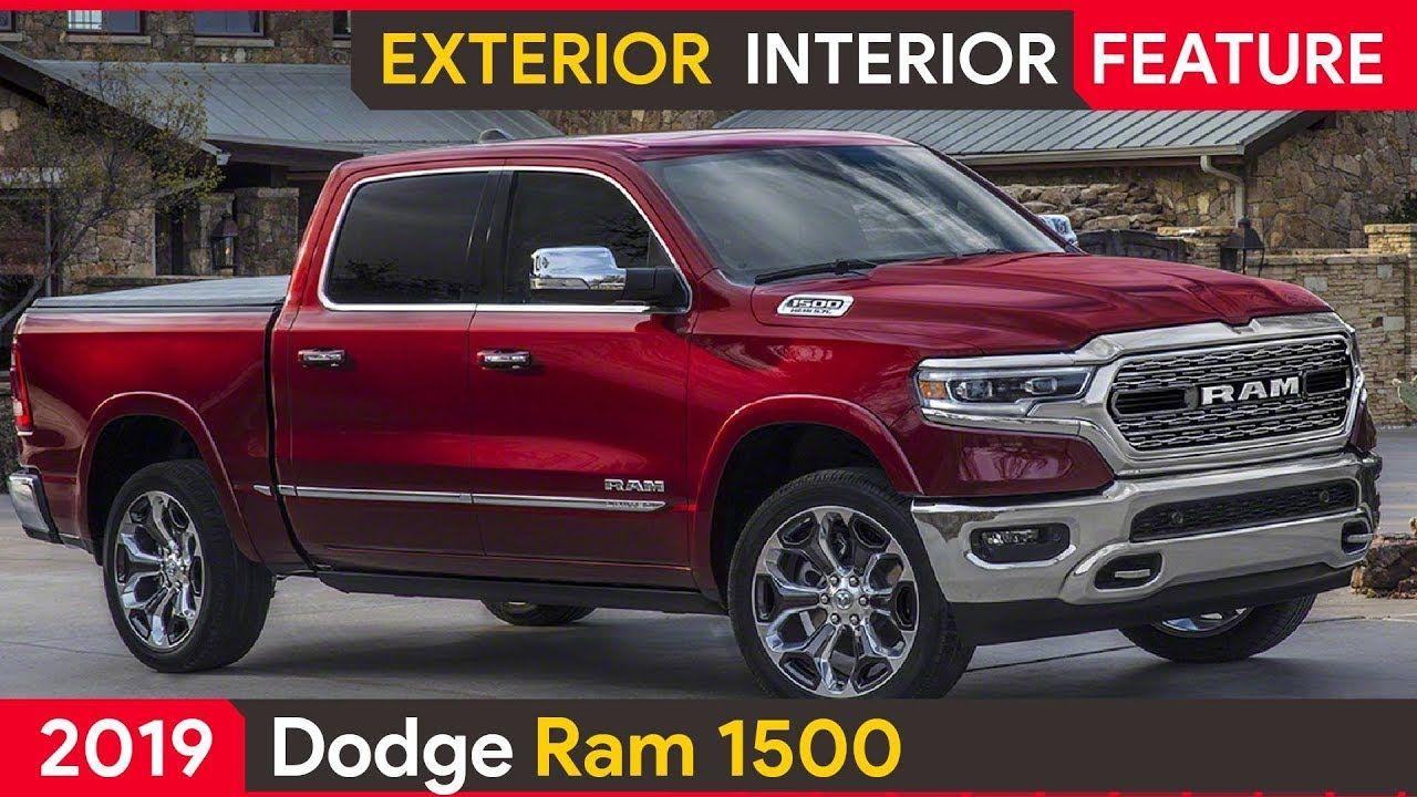2019 Dodge Ram 1500 Ready To Battle Chevy Silverado Ford F