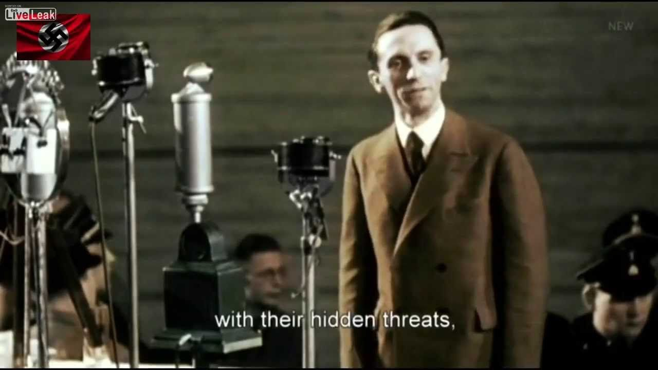 Adolf Hitler & Nazi Germany in Color HD (Rare Footage)