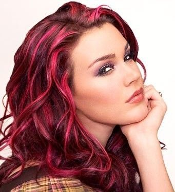 Colpi di sole capelli scuri - Colpi di Sole capelli rossi  6d04639f71b2